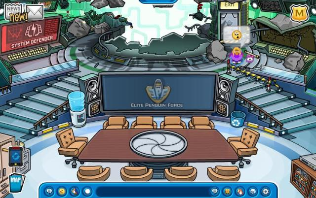 Elite Penguin Force HQ Update 13