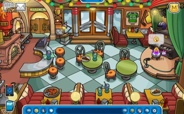 Pizza Parlor Update 13 CP