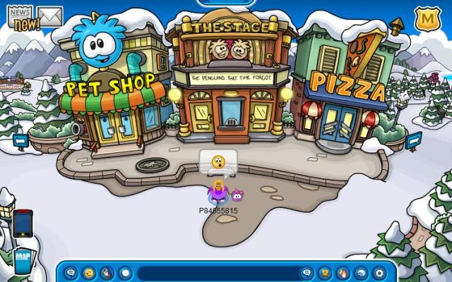 Plaza Update 13 CP
