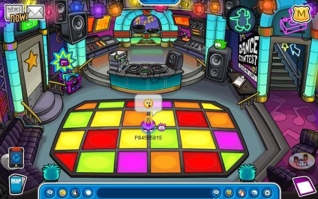 The Night Club Update 13 CP